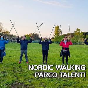 Corso Nordic Walking Parco Talenti