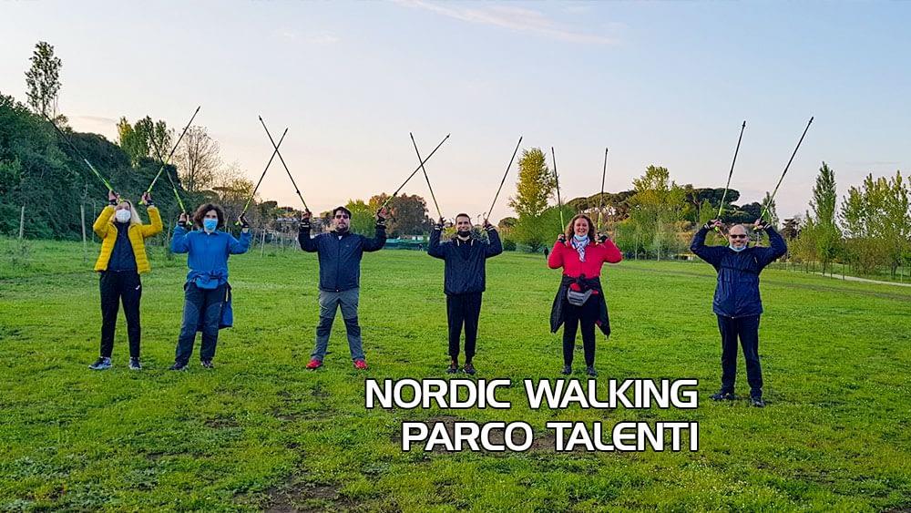 Corso base Nordic Walking Parco Talenti – Domenica 30 Maggio 2021