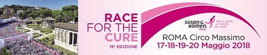 20 maggio: Komen Race for the Cure 2018