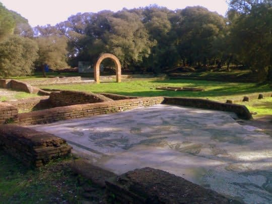 1 dicembre: Camminata Sportiva lungo la via Severiana antica