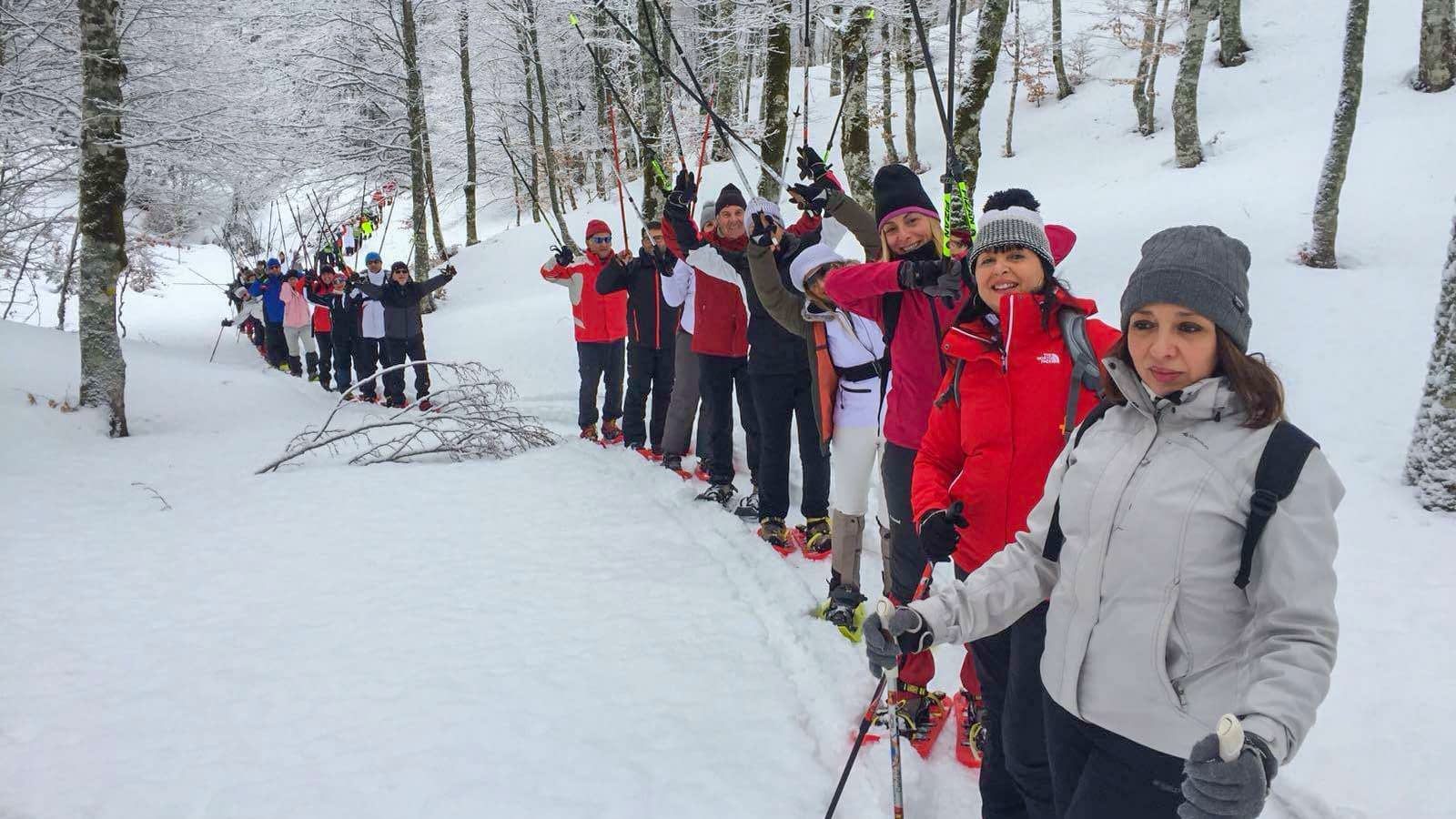 16-17 febbraio: Winter Nordic Walking a Camporotondo