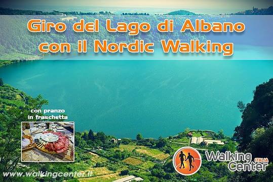 Domenica 14 Aprile cammina con noi per il giro del Lago di Albano