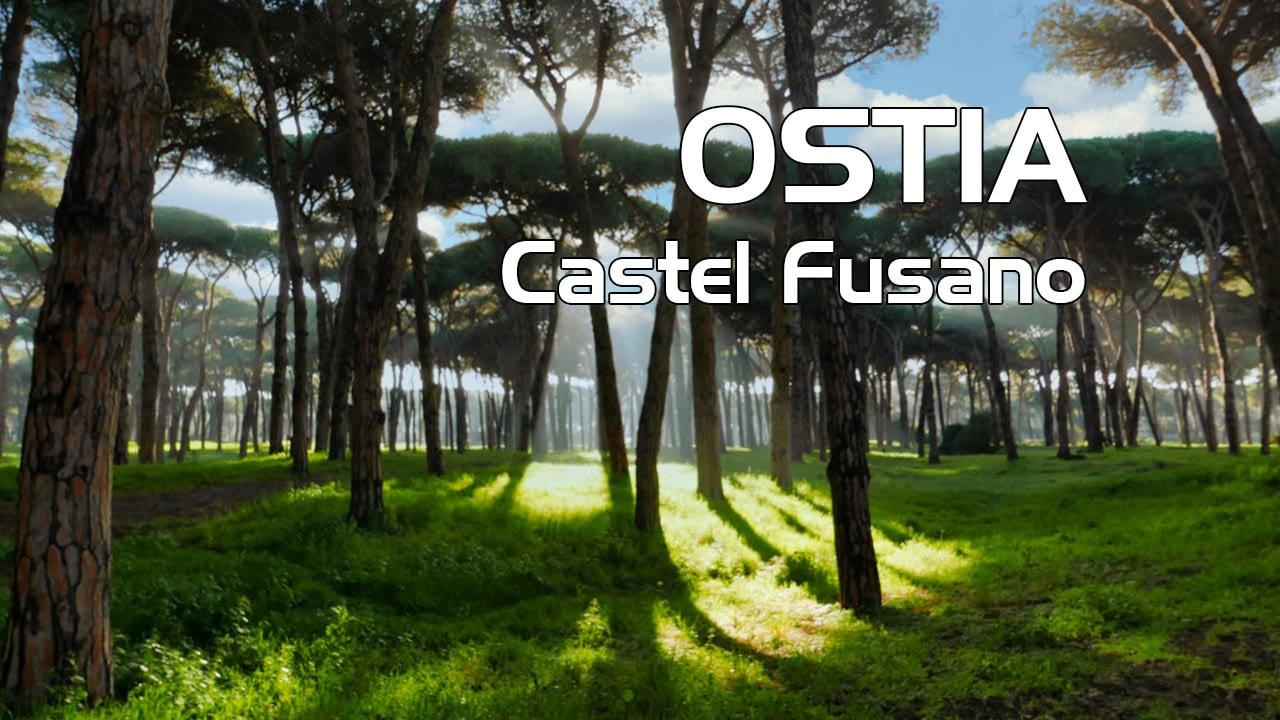 Ostia - Palestrina all'aperto