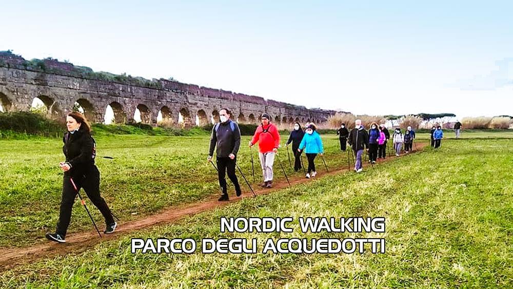 Nordic Walking Parco degli Acquedotti