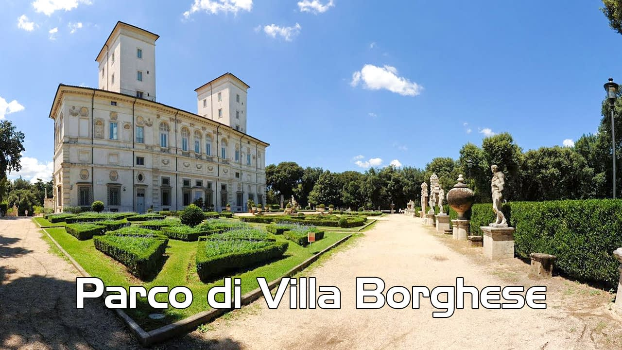 Parco di Villa Borghese
