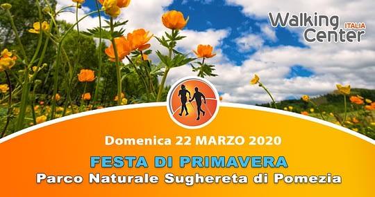 Partecipa alla Festa di Primavera nella Riserva Naturale Parco della Sughereta
