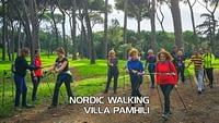 Nordic Walking Villa Pamhili