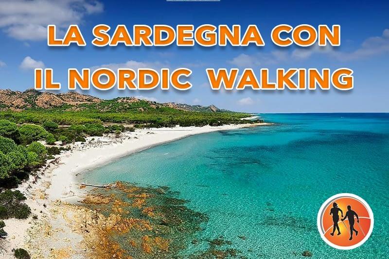 Alla scoperta della Sardegna nel Golfo di Orosei con il Nordic Walking