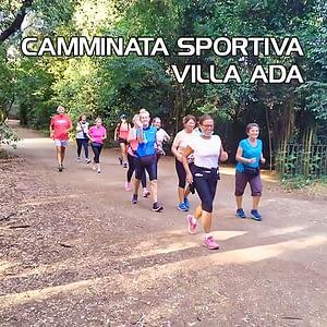 Camminata Sportiva Villa Ada