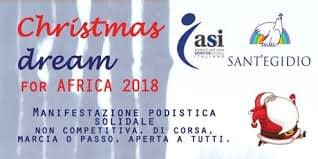 23 dicembre: Christmas DREAM for Africa 2018