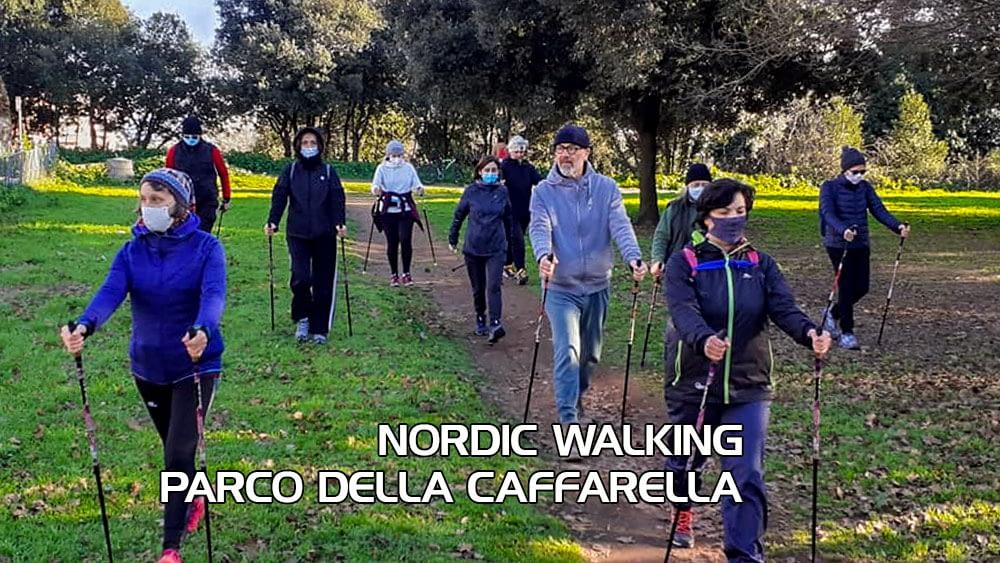 Nordic Walking Parco della Caffarella