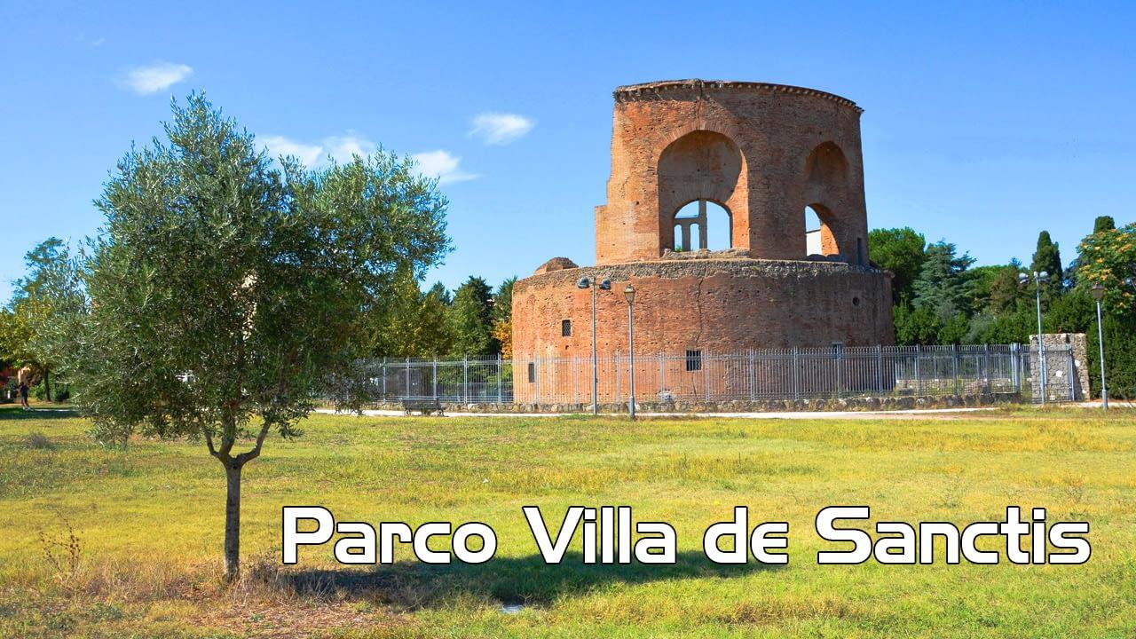 Parco di Villa De Sanctis