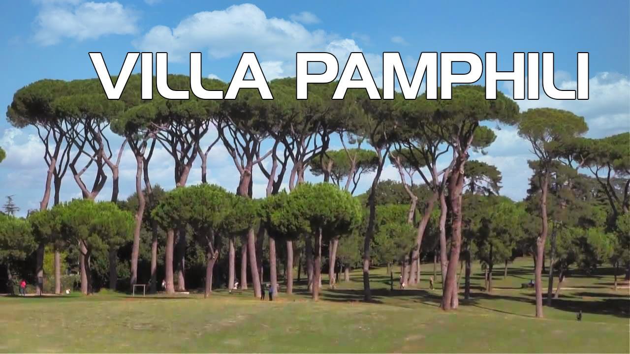 Parco di Villa Pamphili
